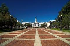 miasto budynek county Denver Zdjęcia Royalty Free