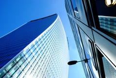 Miasto budynków Londyn miasto Fotografia Royalty Free