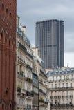 Miasto budynki Fotografia Stock