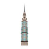 Miasto budynku ikona Obraz Royalty Free