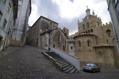 miasto Coimbra Obrazy Royalty Free