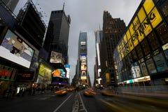 miasto czas nowi kwadratowi York Zdjęcie Royalty Free