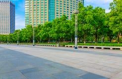 Miasto czasu wolnego kwadrat Zdjęcie Stock