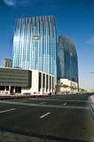 miasto Dubai uae obrazy royalty free