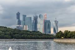 miasto dzień Kreml Moscow zewnętrznego Zdjęcie Stock