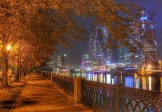 miasto dzień Kreml Moscow zewnętrznego Fotografia Stock