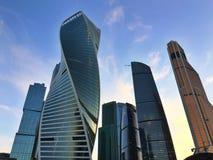 miasto dzień Kreml Moscow zewnętrznego Obrazy Royalty Free