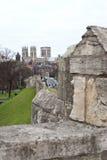 miasto England York Fotografia Stock