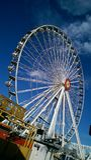 Miasto Ferris w Prator Fotografia Royalty Free