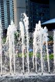 miasto fontanna Obrazy Stock