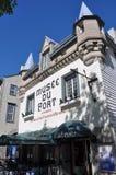 miasto fort muzealny stary Quebec Fotografia Royalty Free
