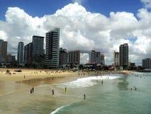 Miasto Fortaleza zdjęcie stock