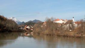 Miasto Fuessen, Niemcy zdjęcie wideo