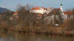 Miasto Fuessen, Niemcy zbiory wideo
