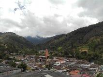 Miasto góry Obrazy Royalty Free