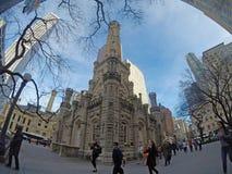 Miasto galeria w Historycznej wieży ciśnień Obrazy Royalty Free