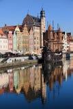 miasto Gdansk Obrazy Stock