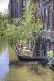 Miasto Ghent miejski krajobrazu Zdjęcie Royalty Free