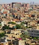 miasto Giza zdjęcia royalty free