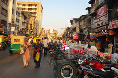 miasto Gujarat zdjęcie stock