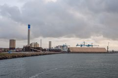 Miasto Helsingborg, Szwecja Obrazy Stock