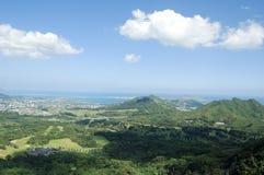 miasto Honolulu Obrazy Royalty Free