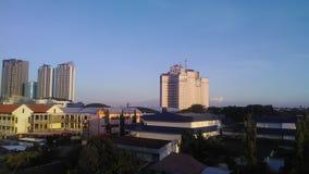 Miasto hotel Zdjęcia Stock