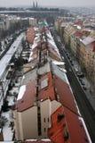 Miasto infrastruktura Zdjęcie Stock