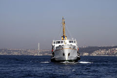 miasto Istanbul Zdjęcia Royalty Free