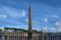 miasto Italy Rome Vatican obrazy stock