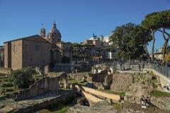 miasto Italy stary Rome Zdjęcie Stock
