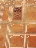 miasto Jaipur pałacu Obrazy Stock