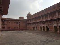 miasto Jaipur pałacu Fotografia Stock