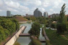 miasto jak park Kabesera, Walencja, Hiszpania Fotografia Royalty Free