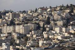 Miasto Jerozolima, Izrael Obrazy Royalty Free