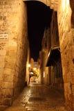 miasto Jerusalem stary zdjęcie stock