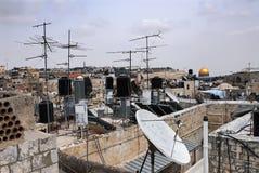 miasto Jerusalem stary Obraz Royalty Free