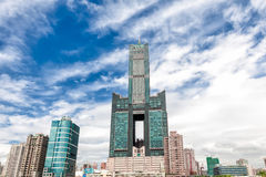Miasto Kaohsiung zdjęcia stock