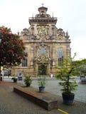 Miasto kościół BÃ ¼ ckeburg Zdjęcia Royalty Free