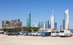 miasto Kuwait Zdjęcie Royalty Free