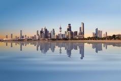 miasto Kuwait Fotografia Royalty Free