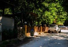 Miasto las Yalova, Turcja - Obraz Stock