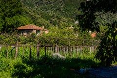 Miasto las Yalova, Turcja - Zdjęcie Stock