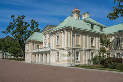 Miasto Lomonosov Menshikov pałac Obraz Stock