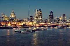 miasto London Zdjęcia Stock