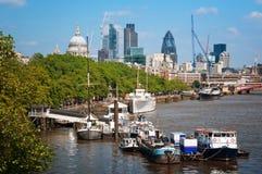 miasto London Zdjęcie Stock