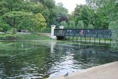 Miasto London Zjednoczone Królestwo Miasto krajobraz dziejowi okręgi Obrazy Stock