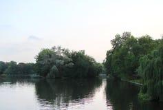 Miasto London Zjednoczone Królestwo Miasto krajobraz dziejowi okręgi Zdjęcia Stock