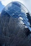 Miasto Londyński korniszon zdjęcie royalty free