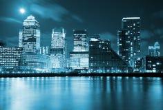Miasto Londyn Zdjęcia Royalty Free